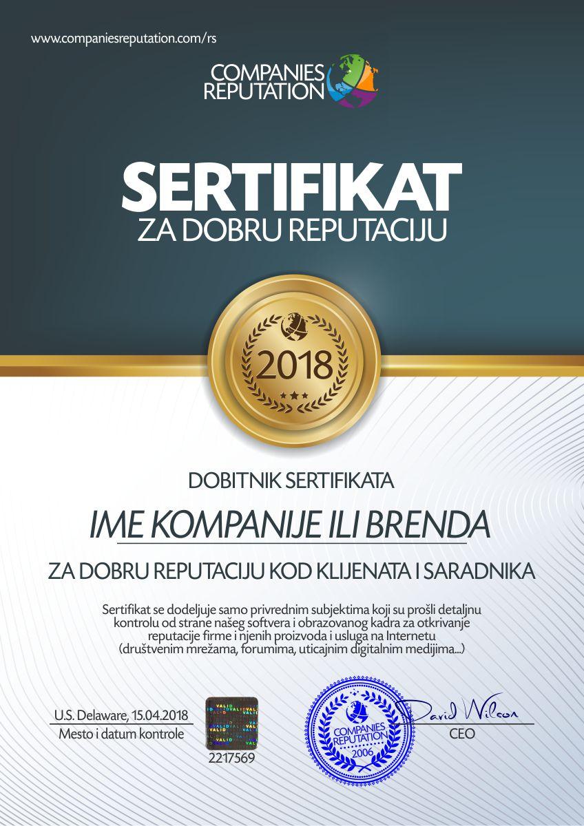 sertifikat 2018